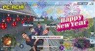 (NEW YEAR BLAST) New Year at the PYRAMID. SIMPLE Celebration
