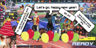NEW YEAR CELEBRATION IN ROS!