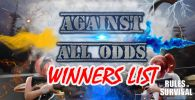 """Winners from """"Against All Odds!"""""""