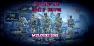HAPPY NEW YEAR RULES OF SURVIVAL !!